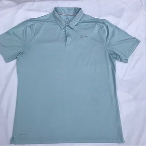 Nike Dri-fit Golf Polo Shirt